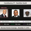 Constituency #7: Hamilton South