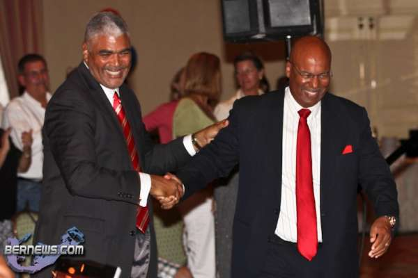 One Bermuda Alliance Election Night Sept 10 2011
