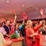 OBA Supporters Celebrate Victory Dec 17 2012
