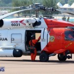 Coast Guard Helicopter Departs Feb 10 2013
