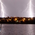Lightning In The East End, Aug 22 2012