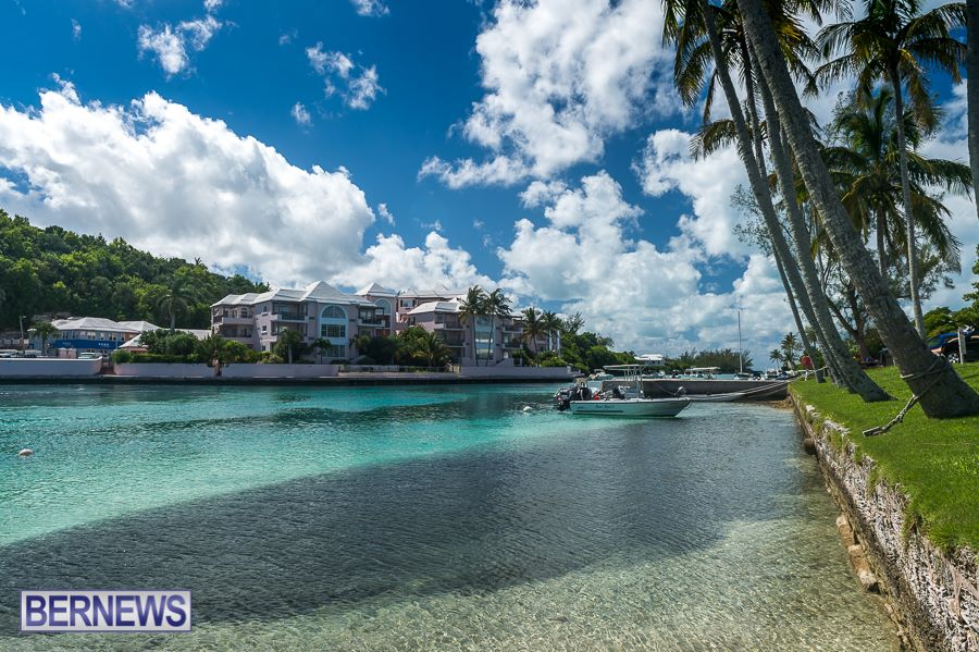 367 A little slice of Heaven, found in Flatt's Inlet, Bermuda
