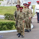 Royal Bermuda Regiment Recruit Camp Passing Out Parade, January 28 2017-18