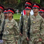 Royal Bermuda Regiment Recruit Camp Passing Out Parade, January 28 2017-28