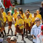 Girl Guides Thinking Day Service Bermuda, February 19 2017-24
