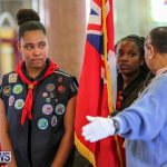Girl Guides Thinking Day Service Bermuda, February 19 2017-34