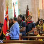 Girl Guides Thinking Day Service Bermuda, February 19 2017-35
