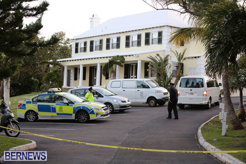 Police Officers Bermuda February 12 2017 (2)